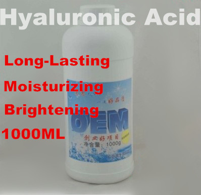 Hyaluronic Acid 100 1000ml Liquid Lock Long lasting Moisturizing Nourishing Hospital SPA Equipment Free Shipping