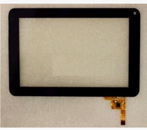 Free Film + New touch screen Digitizer 7 inch DNS AirTab E76 Tablet 12pins Touch panel Glass Sensor Replacement - Sunshine Screen Factory store