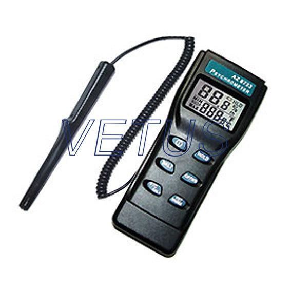 Здесь можно купить  Fast shipping AZ8723 temperature/humidity/dew point meter/wet bulb temperature and humidity AZ-8723  Инструменты
