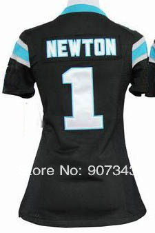Best Seller Low Price /#1 Cam Newton Jersey,Women Football Jersey,Best quality,Authentic Jersey,(China (Mainland))
