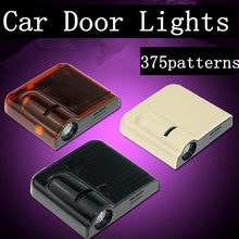2pcs Ghost Shadow Light Welcome Laser Projector Lights LED Car Logo For ford mondeo mk3 mk4 mustang kuga fusion focus 3 2(China (Mainland))