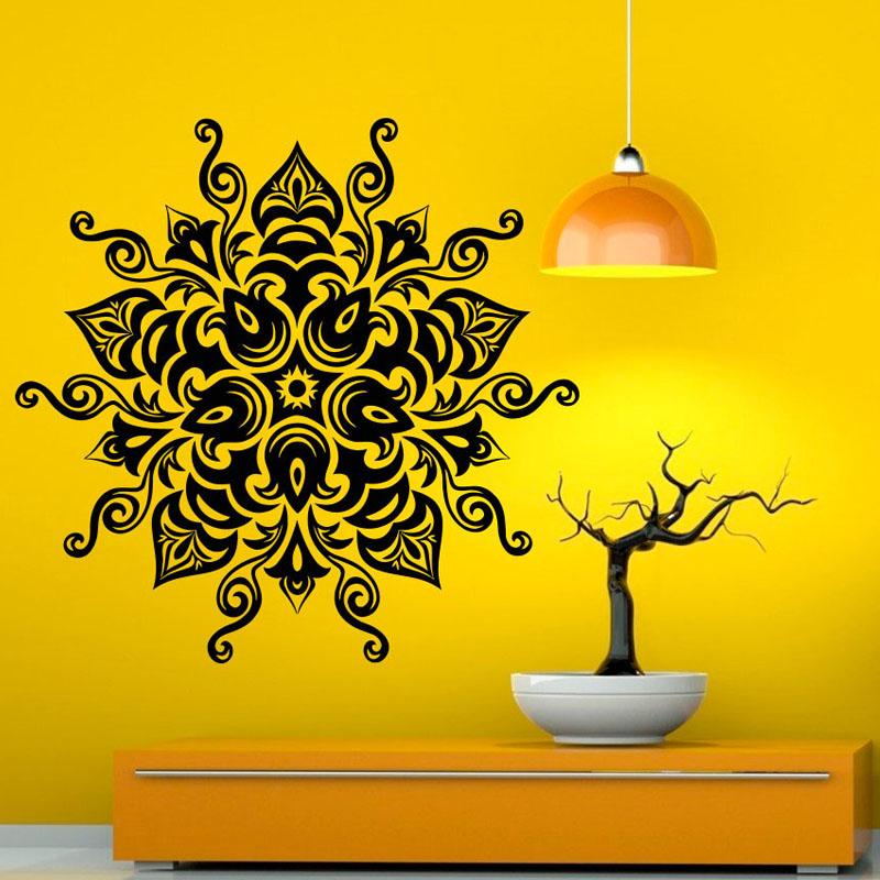 Indien mur d cor promotion achetez des indien mur d cor for Decoration murale mandala