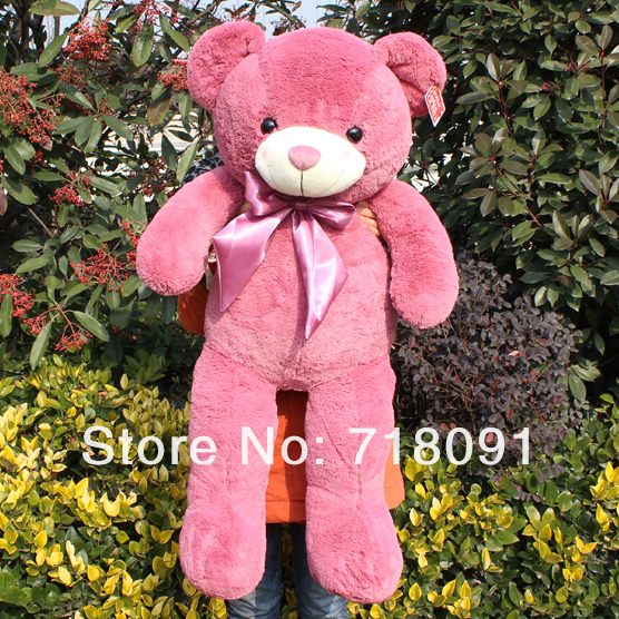 """Large Size Plush Stuffed Toy Giant Bear for Kid's Gifts,24"""",40"""",1PC"""