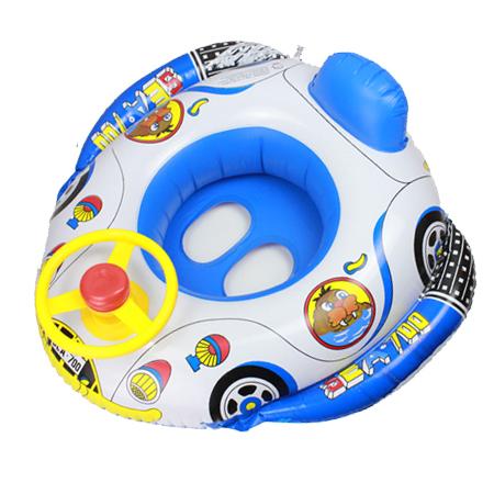 Child swim seat ring belt steering wheel horn seat baby ring the armpits bunts swim ring(China (Mainland))