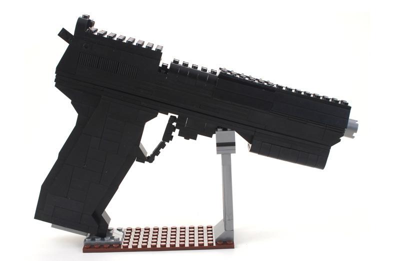Ausini Gun Series Desert Eagle Building Blocks Toy Educational Construction Bricks Hot Boy Compatible - C&T Toys store