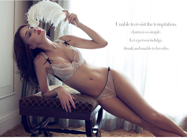 Free shipping Manufacturers wholesale, ultra-thin lace, sexy lingerie, bra sets, girls bra wx6t(China (Mainland))