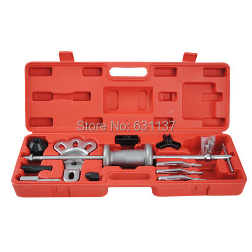 16Pc Comprehensive Dent Panel Puller With Axle Slide Hammer 2/3 Jaws Internal &amp; External Bearing Puller High Quality Tool Set<br><br>Aliexpress