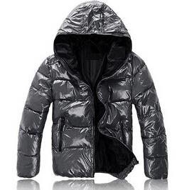 Winter duck down jacket men Man down cotton padded clothes new winter wear cotton padded clothes