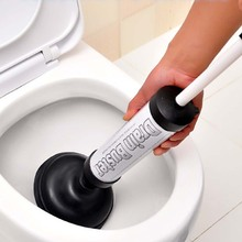 High Pressure Hand Power Drain Buster Toilet Plug Sink Plunger Tool Cleaner(China (Mainland))