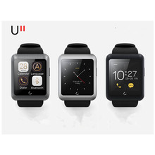 U-Watch Bluetooth Smart Watches U11Uwatch Smart watch for ISO Android Watch Phone for Smart Phone GPS Stopwatch Wearable Devices