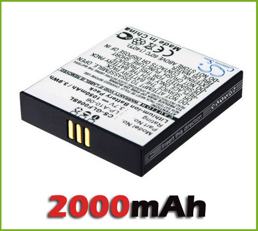 GPS Battery for GPS Golf Buddy Pro, Tour ( P/N LP-A10-06 ) new(China (Mainland))