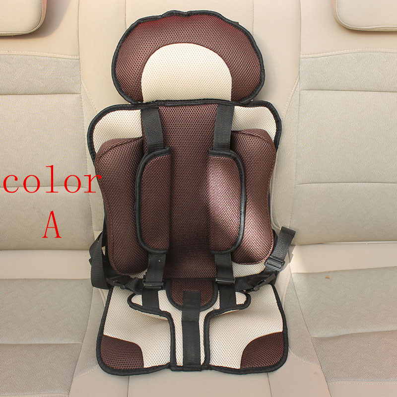 2016 New 3-12 Years Old Baby Portable Car Safety Seat Kids Car Seat 36kg Car Chairs for Children Toddlers Car Seat Cover Harness(China (Mainland))