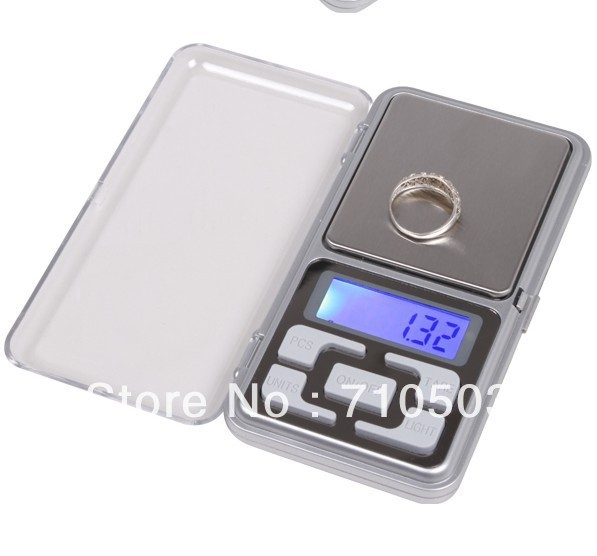 Factory price retail 1pcs 0.01g x 200g Digital Pocket Balance Weight Jewelry Scale with retail box<br><br>Aliexpress