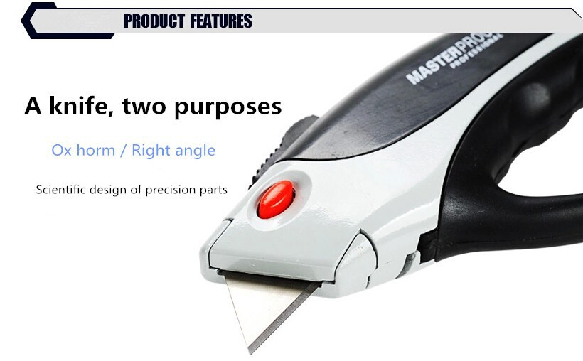 Buy hot selling artists rubber wallpaper cutter and carpet right angle cutting knife cheap