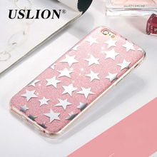 Buy Luxury Bling Glitter Star Case iPhone 7 Flashing Powder Hard PC Phone Cases Back Cover Capa Coque iPhone7 6 6s 5 5s SE for $1.50 in AliExpress store