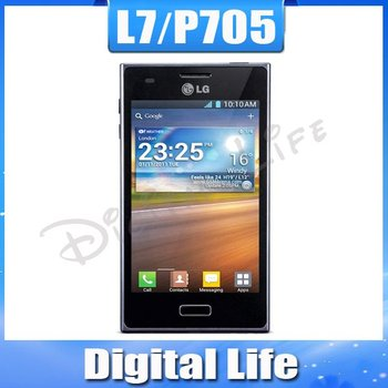 P705 Original LG Optimus L7 P700 unlocked Cell Phone, Wifi 3G GPS, touch screen, Smart Phone