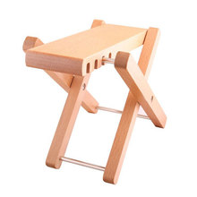 1Pc Classical Guitar Footrest Solid Wood Guitar Pedal FA-80W Suit For Acoustic Electric Guitar Erhu(China (Mainland))