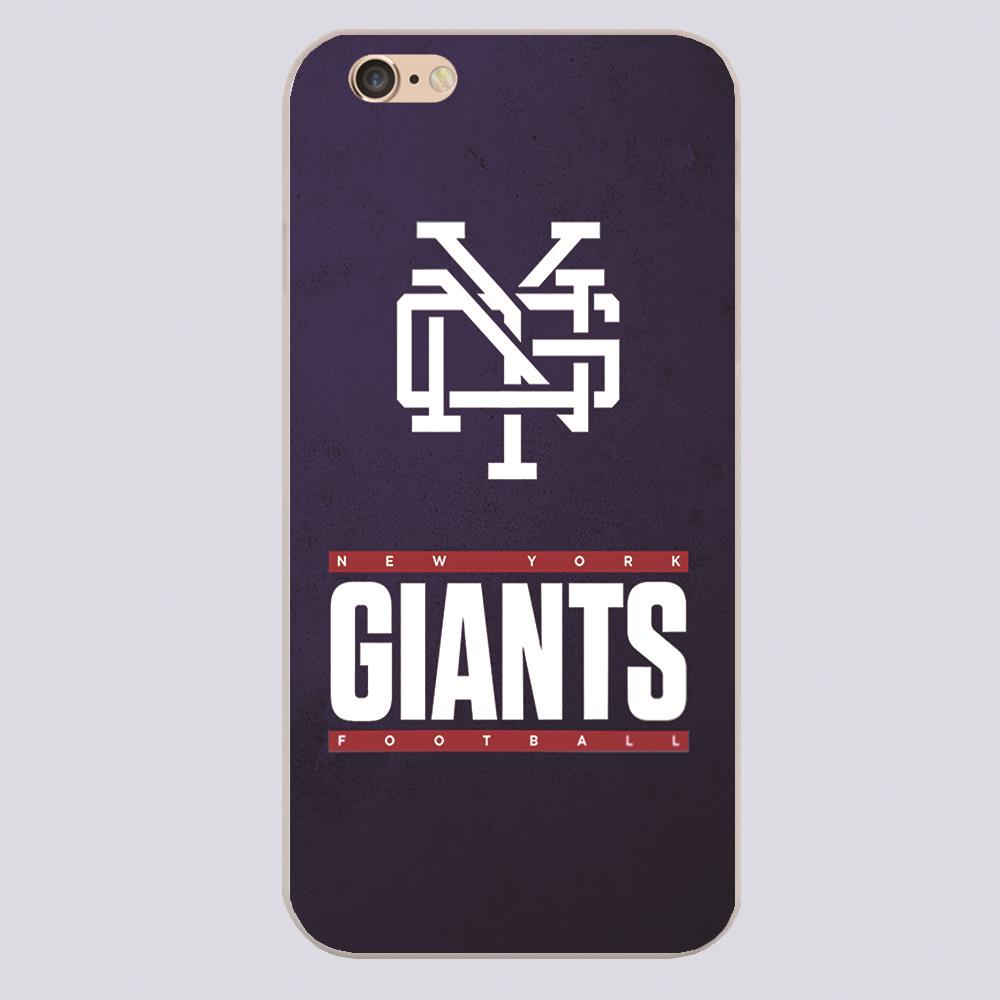 NEW YORK GIANTS nfl football Cover case for iphone 4 4s 5 5s 5c 6 6s plus samsung galaxy S3 S4 mini S5 S6 Note 2 3 4(China (Mainland))
