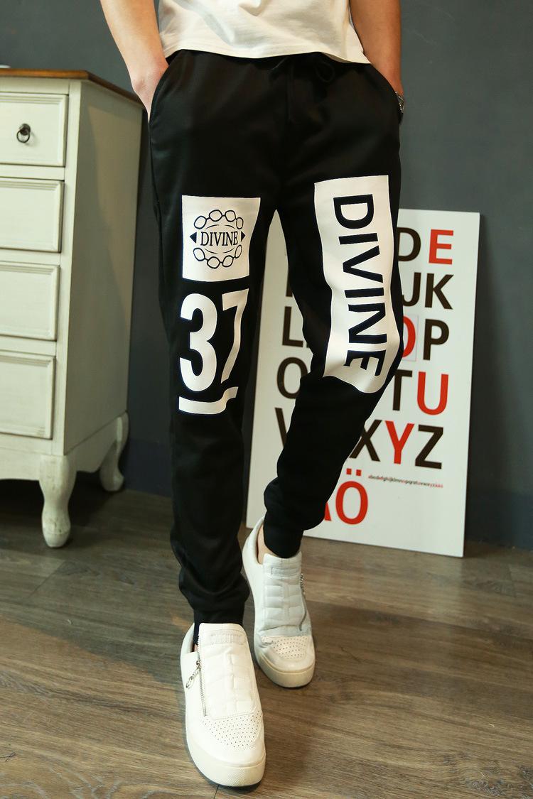 Мужские штаны Other pantalones hombre 2015 jogger tide KU3