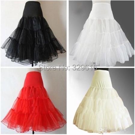 26in Vestido De Noiva Curta Layered Tulle Petticoat Tutu Rockabilly Wedding Underskirt Black Anaguas 50s Vintage Anagua - DIYdresses Ltd. store