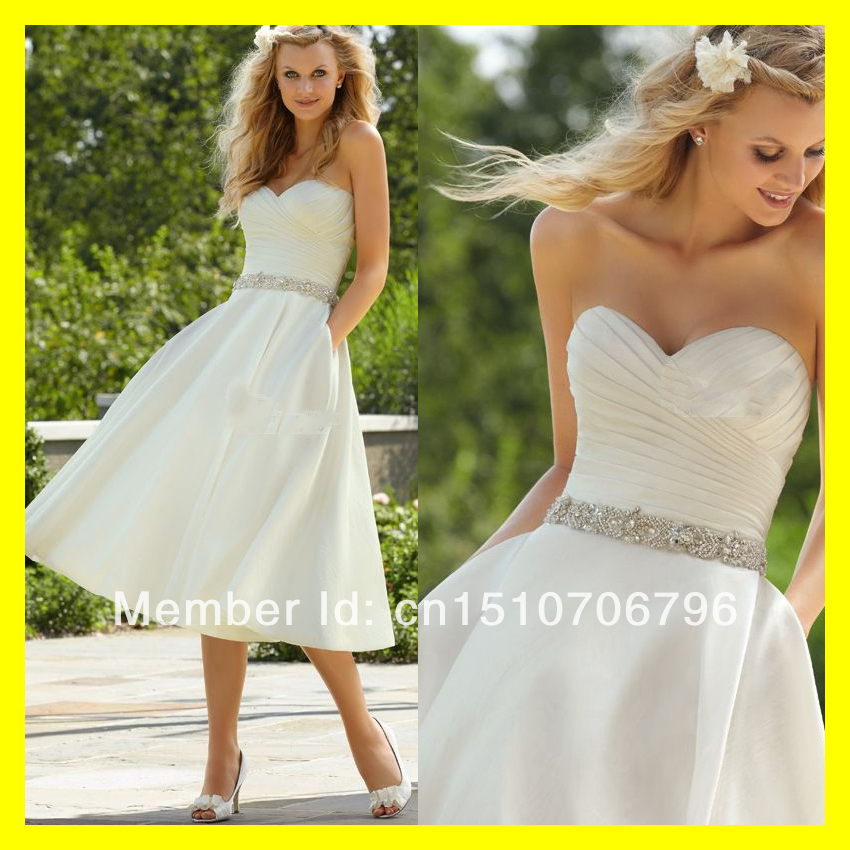 Buy informal plus size wedding dresses