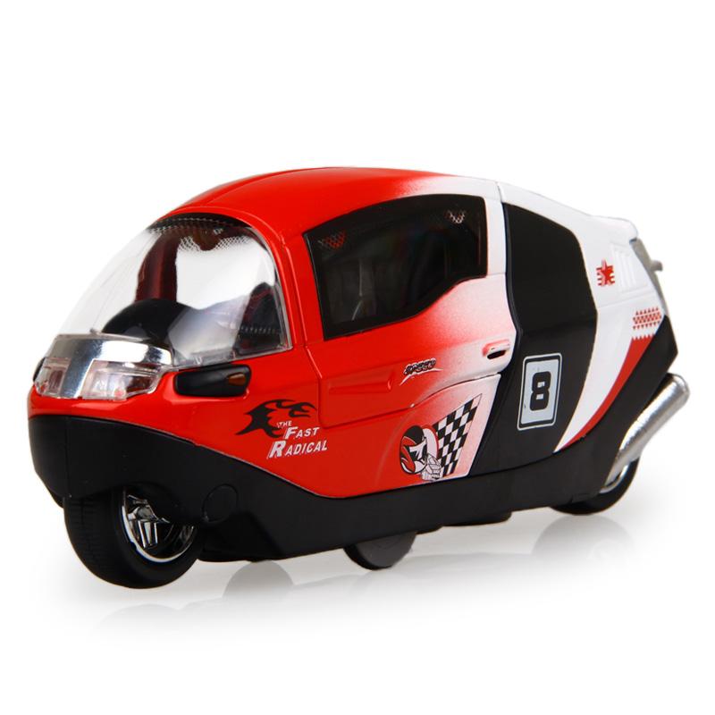 Alloy car models motorcycle alloy motorcycle model cars WARRIOR acoustooptical toy(China (Mainland))