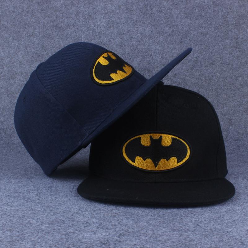 2015 New Fashion Snapback Baseball Cap Embroidery Batman Badge Hip-hop Hats Caps Gorros For Men Women Outdoor Sports SunhatОдежда и ак�е��уары<br><br><br>Aliexpress