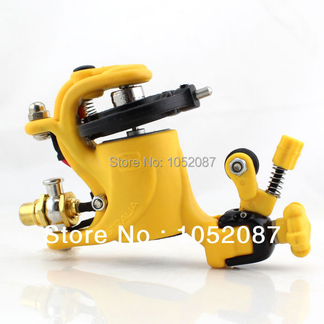 Yellow NEW Latest Swashdrive Gen 8 Rotary Tattoo Japan Motor  Machine Liner &amp;Shader Free Shipping<br><br>Aliexpress