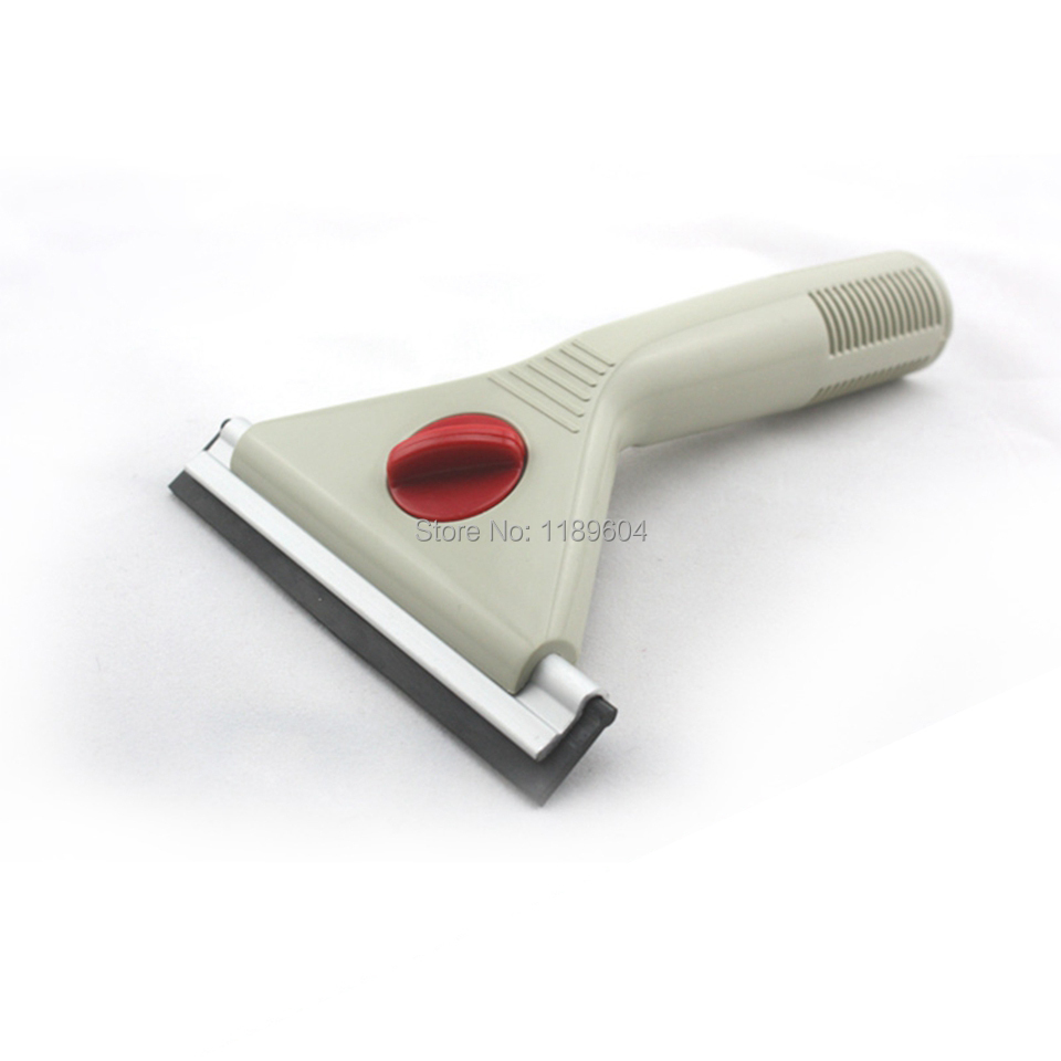 11.5cm Car Auto Window Squeegee with rubber blade Glass squeegee MX-44(China (Mainland))