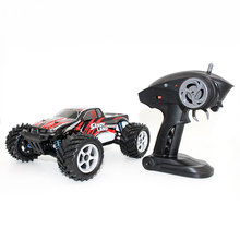 Buy 1:18 2.4Ghz Radio Remote Rechargeable Off-Road RC Car Vehicle Model Truck 9300 for $62.75 in AliExpress store