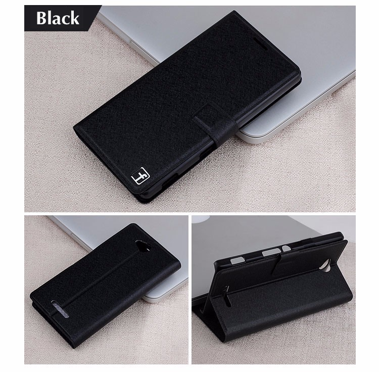 hot sale pu leather cell phone case for sony xperia c s39h c2305 c 2305 2305 cover flip luxury original colorful protective case(China (Mainland))