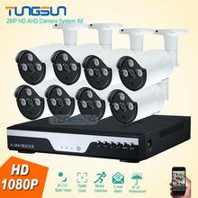 Buy New HD 8CH 2MP Home Outdoor CCTV System Kit 8 Channel Array AHD Camera DVR Video Surveillance 1080P Security Camera System for $361.00 in AliExpress store