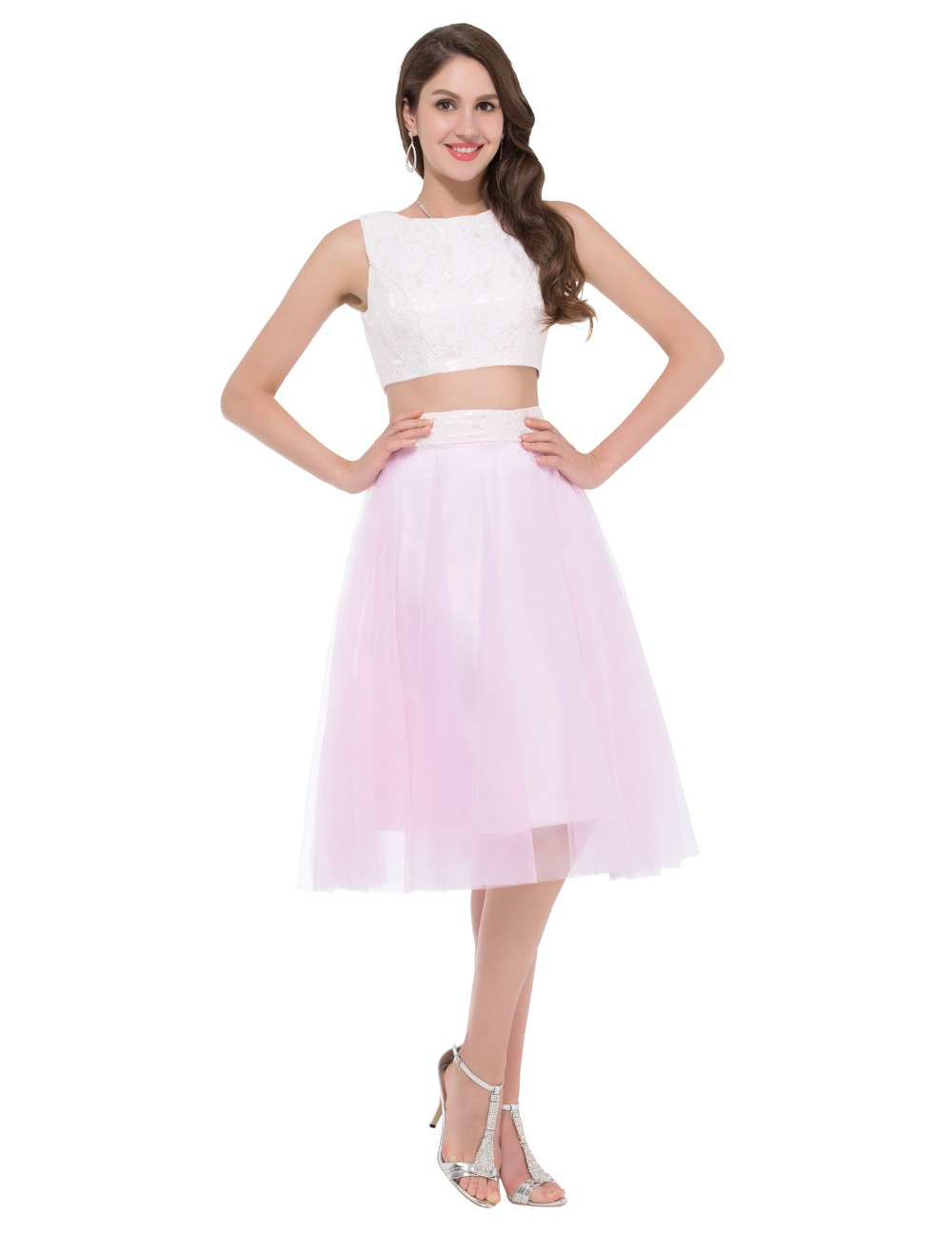 Poofy Short Dresses