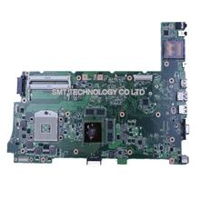 for ASUS N73S N73SV N73SM  Laptop motherboard REV 2.0 GT 540M or GT  630M 3 RAM SLOT Socket PGA989 DDR3 Top quality(China (Mainland))