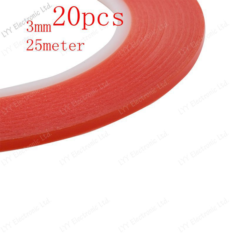 Скотч 20 /3 25 3m Fr Sticker Double Side Adhesive Tape transparent happy fairytale theatre washi tape adhesive tape diy scrapbooking sticker label masking tape