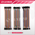free shipping Dupont line 120pcs 20cm male to male male to female and female to female