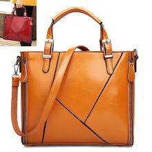 Genuine leather bag women messenger bags briefcase designer handbags high quality shoulder-bag crossbody bags for women V8G68(China (Mainland))