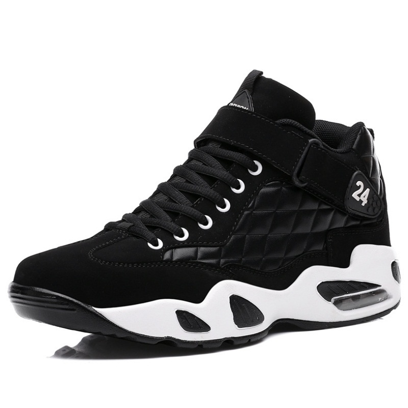 2016 Men Basketball Shoes Men Sports Shoes Non Slip Damping Traning Shoes Breathable Sneakers Size 34-44 #B2505