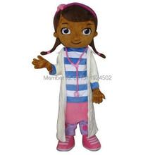 Hot sales 2014Doc McStuffins clothes McStuffins mascot mascot costume adult clothing McStuffins fast shipping dock