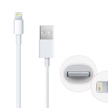 3 piece For IOS AAA Quality Date Cable For iphone 5 6 s Plus Charging Phone White Cable Factory Price(China (Mainland))