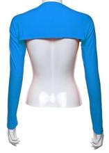 Free Shipping  20 Color 2016 New Fashion Black Muslim Arm Sleeve Cover Bolero Shrug Islamic Sleeves For Women Ladies (China (Mainland))