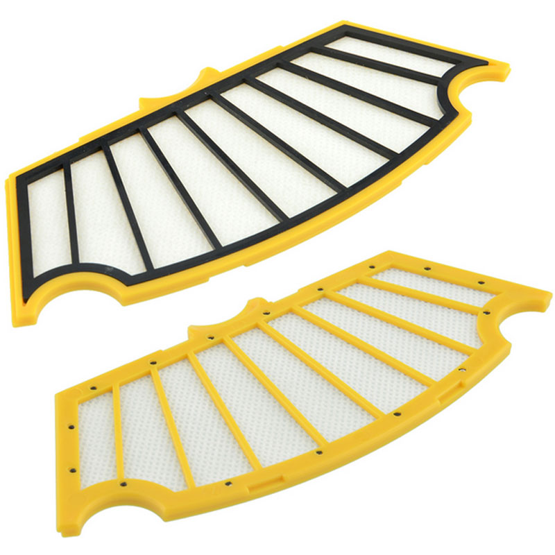 High Quality Wholesale Hepa Filter for iRobot Roomba 500 Series 510, 530, 535, 540, 550, 560, 570, 580 Vacuum Cleaner Parts(China (Mainland))