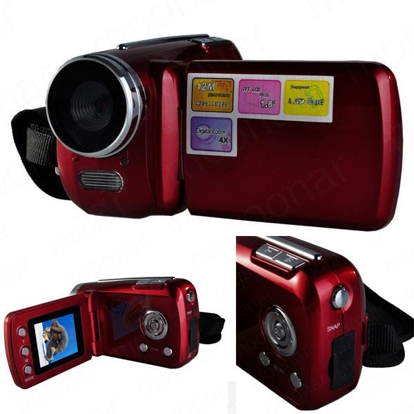 Цифровая фотокамера DV 1,8/d1