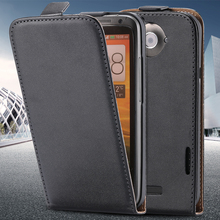 1pcs/lot Retail For HTC One X Cases Luxury Retro Genuine Leather Case For HTC One X S720E Up And Down Flip Phone Cover Bag FLM(China (Mainland))