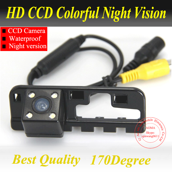 Free shipping high resolution CCD car rearview backup camera spcecial for 08/09 Honda Civic Factory price(China (Mainland))