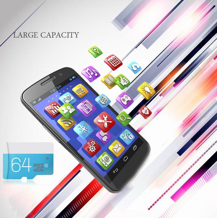 Top sale Memory cards Micro SD card 32GB class 10 Memory card Microsd TF card Pendrive Flash + Adapter real capacity(China (Mainland))