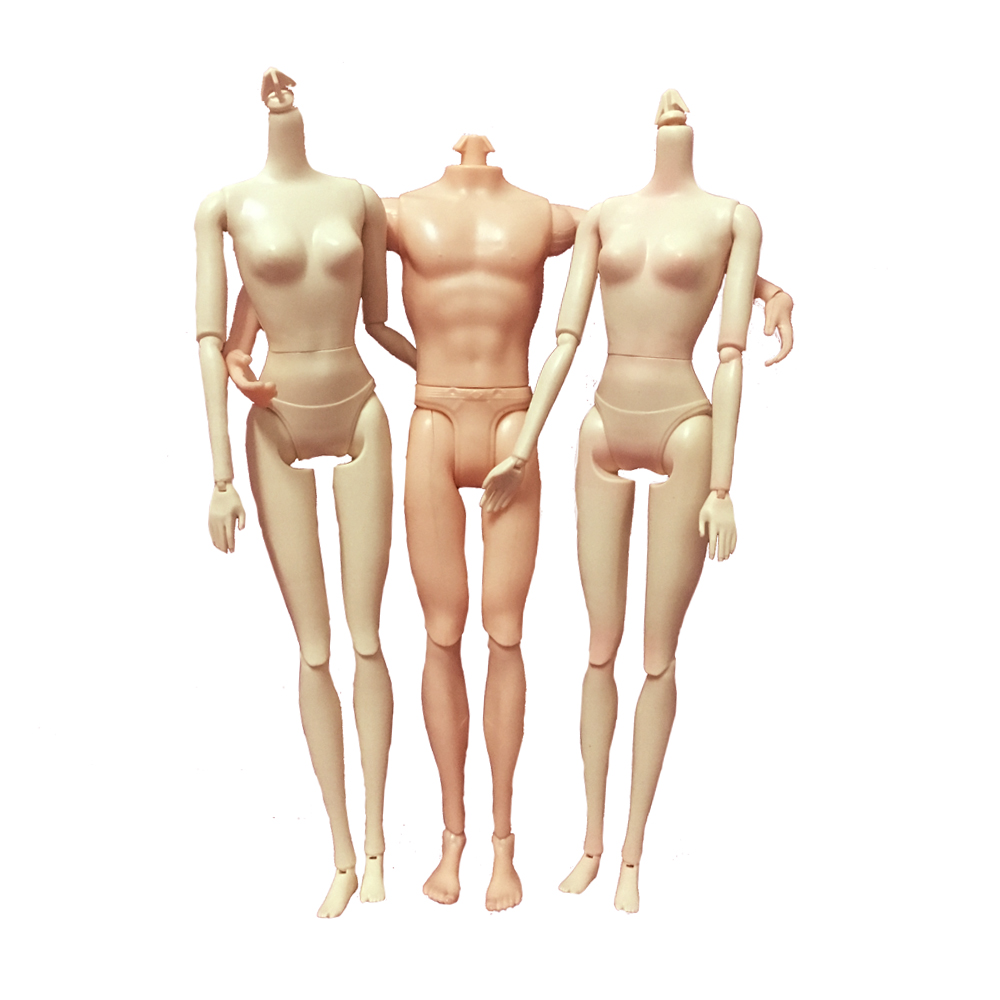 14 Moveable Joints Prince Doll Body 1/6 Naked Body For Ken Male for barbie Doll's DIY Naked Male Doll Toys doll gift(China (Mainland))