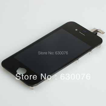 High Quality For iPhone 4g LCD Display+ Touch Screen Glass Digitizer Complete Assembly Black