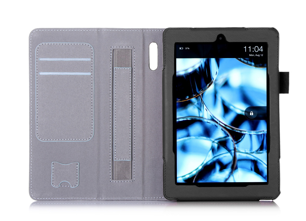 Advanced PU Leather Case for Amazon New Kindle Fire HD7 high quality E-book Hard Shell Flip Cover case for eReader cover sleever(China (Mainland))