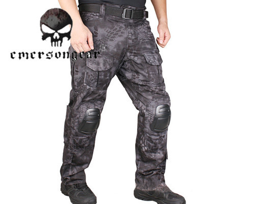 Фотография Emerson Generation 3 Tactical Pants with Detachable Knee Protector Wearable Light Military Tactical Army Trousers Hunting Pants